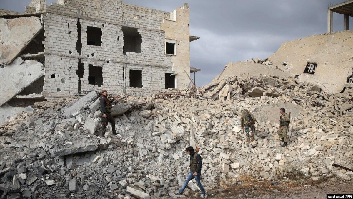 Армянский сапер получил серьезное ранение в Сирии