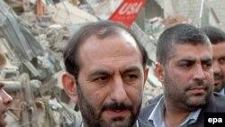 علی سعیدلو، رئیس سازمان تربیت بدنی