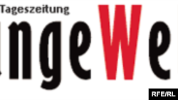 Moldova - Logo of German magazine