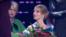Узнагароджаньне Аляксандры Чычыкавай на конкурсе «Міс сусьвет-2017 на інвалідным вазку», архіўнае фота