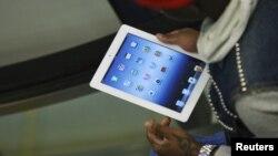 iPad planshetining 2012 yilda chiqarilgan modeli