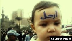 Египеттин бүгүнкүсү менен эртеңи. Каирдин Тахрир аянтындагы ата-эненин баласы, 2011-ж.февралы