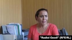 Файзиниссо Воҳидова, вакили мудофеи Урунбой Усмонов