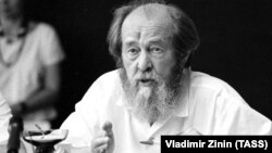 Александр Солженицын, 1994