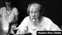 Александр Исаевич Солженицын (июль 1994)