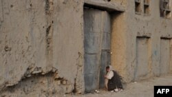 آرشیف، یک فرد معتاد به مواد مخدر در افغانستان