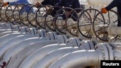 تاسیسات نفتی شلومبرگر در بصره، عراق