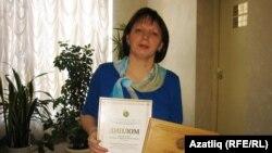 Фәнзилә Салихова