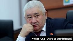 Зарылбек Рысалиев.