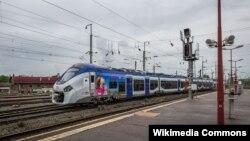 Voz kompanije Alstom, fotoarhiv