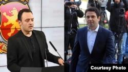 Поранешните министри Спиро Ристовски и Миле Јанакиески