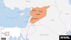 25 грудня ввечері Ізраїль обстріляв цілі в передмістях столиці Сирії Дамаска