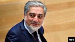 Прем'єр-міністр Афганістану Абдулла Абдулла