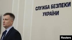 Ukrainanyň Milli howpsuzlyk gullugynyň başlygy Walentin Naliwaýçenko