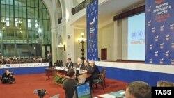 ЦИК обнародовал данные по явке на выборах президента России