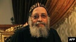 Новый глава коптской православной церкви Теодориус Второй.