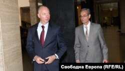 Росен Желязков в съда