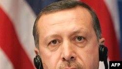 Премьер Турции Реджеб Эрдоган