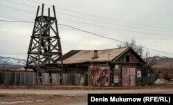 Поселок Усть-Бюр