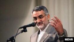 علاءالدین بروجردی، رییس کمیسیون امنیت ملی و سیاست خارجی مجلس