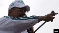 Суданскиот претседател Омар ал-Башир