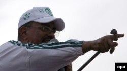 Суданскиот претседател Омар Хасан ал Башир