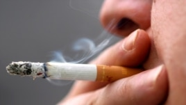 The antismoking law is the strictest in Central Asia.