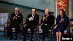 Fituesit e çmimit Nobel për Paqe për vitin 2015
