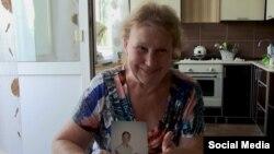 Лариса Рыжова, мать Сергея Рыжова. Источник: ВК
