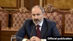 Հայաստանի վարչապետ Նիկոլ Փաշինյանը, արխիվ