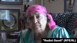 Известная таджикская актриса Фотима Гулямова