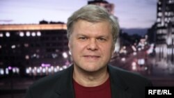 """Глава московского отделения партии """"Яблоко"""" Сергей Митрохин"""