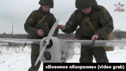 Російський безпілотний літальний апарат «Орлан-10»