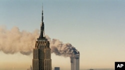 11 septembrie 2001, New York