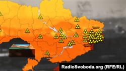 Скріншот із відеосюжету проекту «Донбас.Реалії»