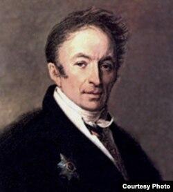 Historian Nikolai Karamzin