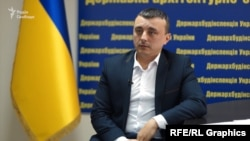 Керівник юридичного відділу департаменту ДАБІ у Києві Михайло Павлушин.