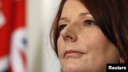 Julia Gillard - Kryeministre e Australisë