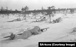 Although outgunned and outnumbered, Finnish fighters used the few advantages they had with devastating effect.