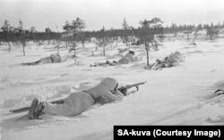 Deși mult mai puțini și mai prost dotați, soldații finlandezi au folosit cu efecte devastatoare puținele avantaje de care dispuneau