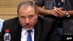 آویگدور لیبرمن، وزیر امور خارجه اسرائیل