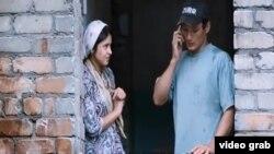 """Лаҳзае аз филми """"Она"""""""