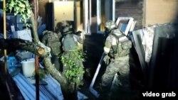 Акс аз гузориши видеоии Кумитаи зидди терроризми Русия