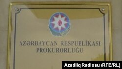 Azerbaijan - Prosecutor's office in Saatli, 28Jun2013.