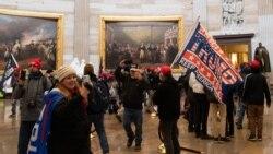 Trumpove nasilne pristalice savladale osiguranje američkog Kongresa
