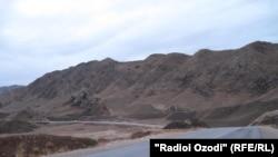 Кыргыз-тажик чек арасындагы талаштуу аймак