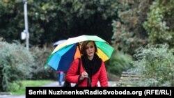 У більшості областей України 29 квітня очікують дощі