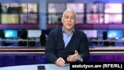 Վահագն Խաչատրյանը «Ազատության ստուդիայում: