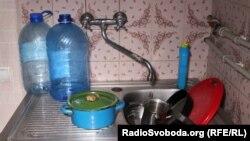 Подачу воды в городах Донецкой области сократили на 15 процентов