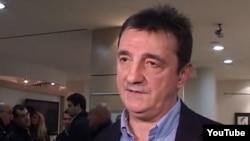 Slavisa Lekić, predsjednik NUNS-a